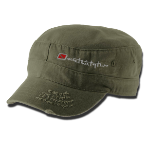 Rough Boxfish Cap Olive