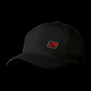 Octo Cap Flexfit Schwarz