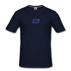 Tritons Free Dark Snapper Shirt Dunkelblau