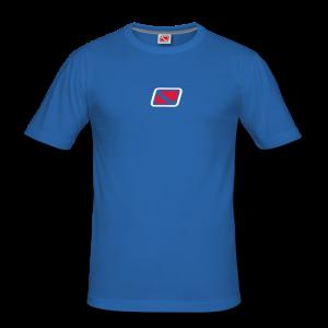 Tritons Light Snapper Shirt Blau