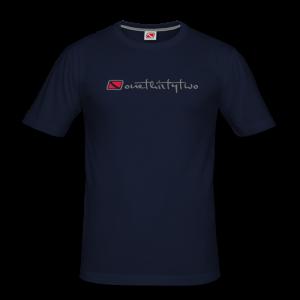Tritons Dark Barracuda T-Shirt Dunkelblau