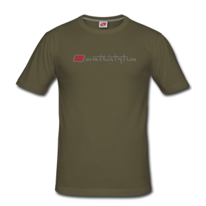 Tritons Dark Barracuda T-Shirt Olive