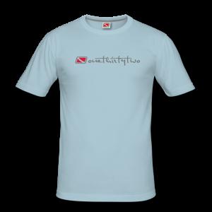 Tritons Dark Barracuda T-Shirt Hellblau