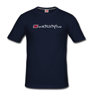 Tritons Light Barracuda T-Shirt Dunkelblau