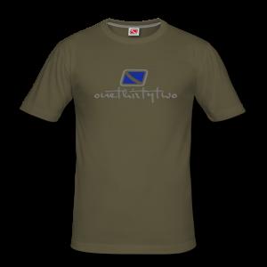 Free Dark Hammerhead T-Shirt Olive