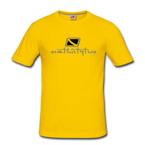 Beyond Dark Hammerhead T-Shirt Gelb