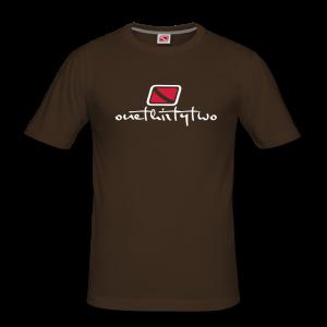 Tritons Light Hammerhead T-Shirt Dunkelbraun