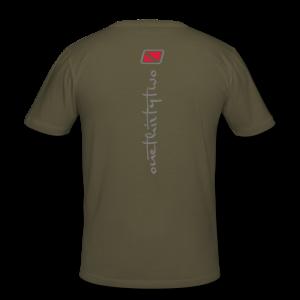 Tritons Dark Moray T-Shirt Olive