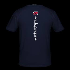 Tritons Light Moray T-Shirt Dunkelblau