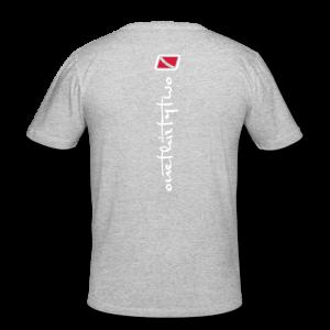 Tritons Light Moray T-Shirt Graumeliert