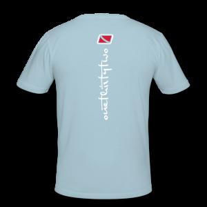 Tritons Light Moray T-Shirt Hellblau