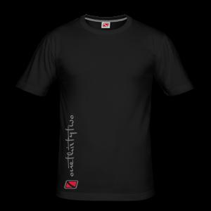 Tritons Dark Whitetip Shirt Schwarz