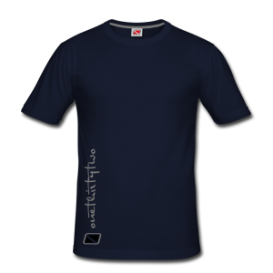 Tritons Beyond Dark Whitetip Shirt Dunkelblau