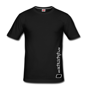 Beyond Light Silvertip Tee Schwarz