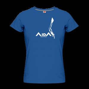 A.I.D.A. Austria Crewshirt Mermaid Blau