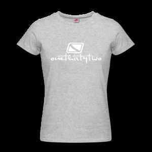 Mermaids Hammerhead White Shirt Graumeliert