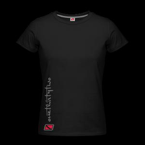 Mermaids Dark Whitetip Shirt Schwarz