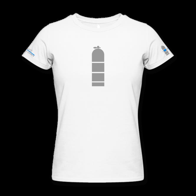 Scuba Tank - Mermaids Weiß